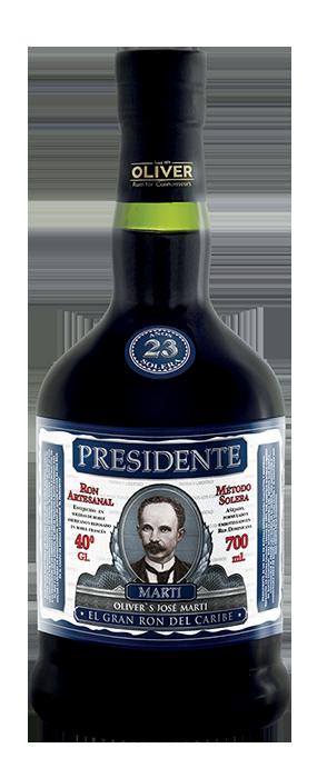 Presidente 23 Años