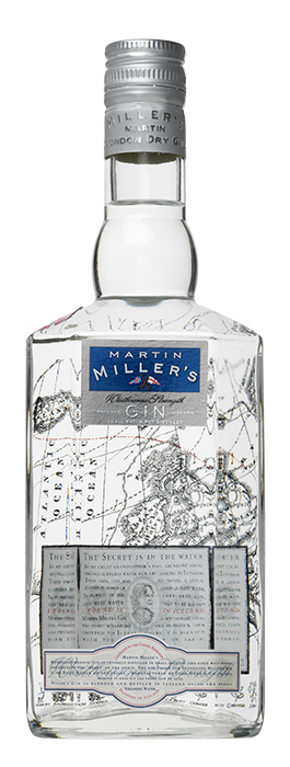 Gin Martin Millers