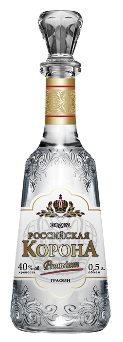 Vodka Russian Crown