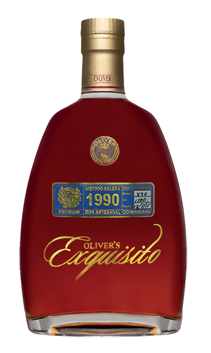 Oliver's Exquisito 1990