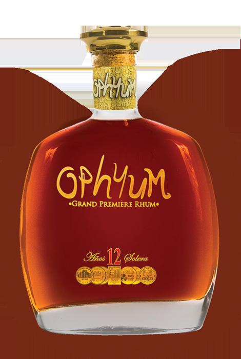 Ophyum 12 Años