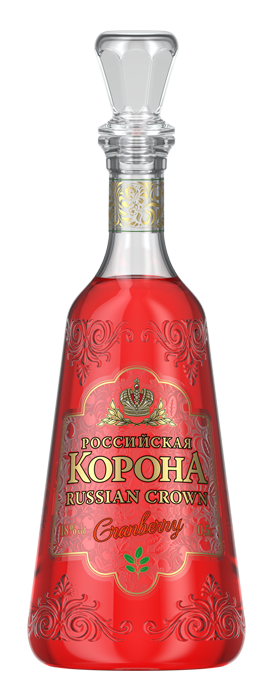 Russian Crown Cranberry
