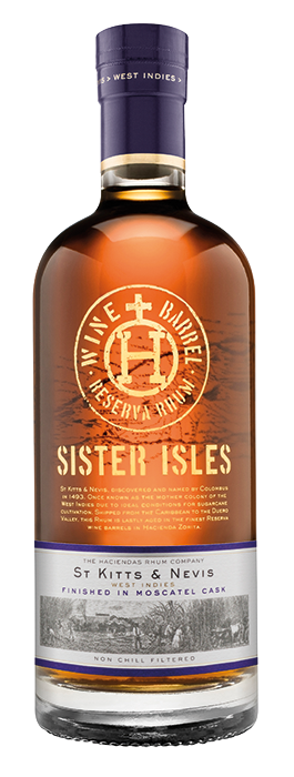 Sister Isles Moscatel Finish