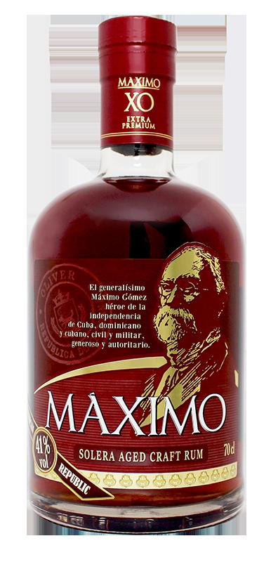 Rum Máximo XO Extra Premium